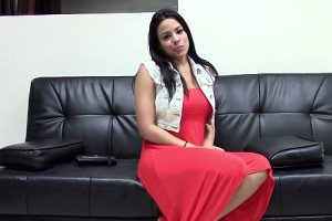 Vestidos - Hot latina fucking her casting agent